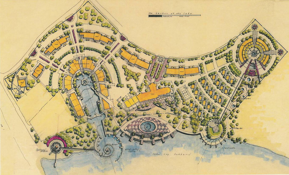 Harbor _ Original Concept Master Plan