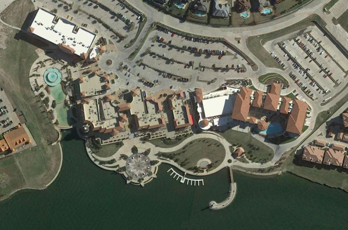 Harbor-Aerial