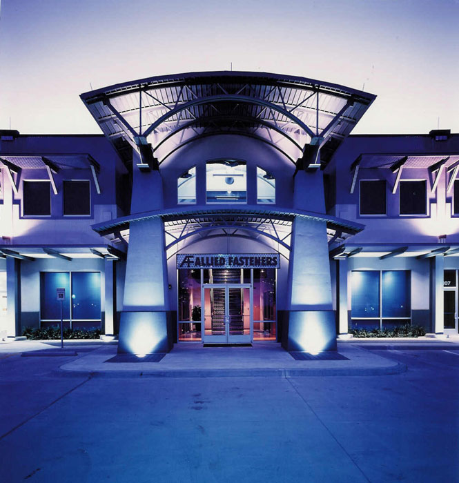 Allied Corporate HQ _ Entrance