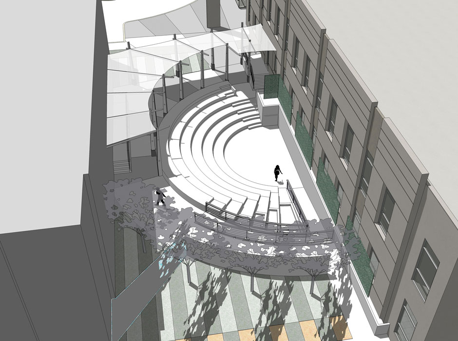 Epsilon-Plaza Perspective