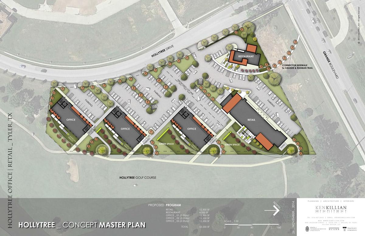 Hollytree _ Site Plan