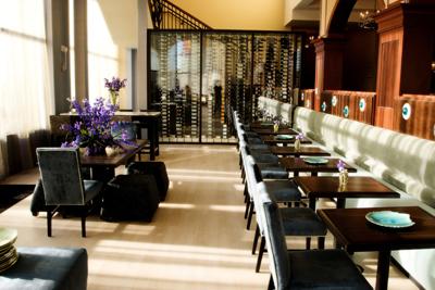 Rockwall Harbor _ Hilton Lobby Bar